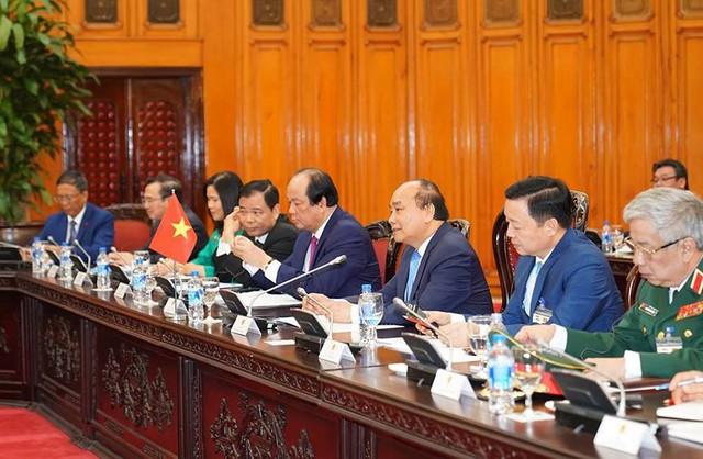 Toàn cảnh lễ đón Thủ tướng Hà Lan Mar Rutte thăm Việt Nam - Ảnh 6.