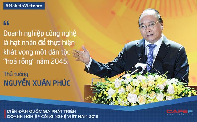Hy vọng về một khởi đầu mới của Việt Nam từ những tư duy lạ ở Diễn đàn quốc gia phát triển doanh nghiệp công nghệ đầu tiên - Ảnh 3.