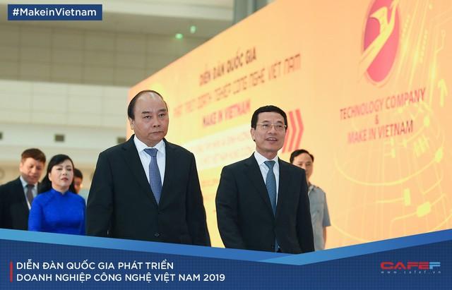 Hy vọng về một khởi đầu mới của Việt Nam từ những tư duy lạ ở Diễn đàn quốc gia phát triển doanh nghiệp công nghệ đầu tiên - Ảnh 4.