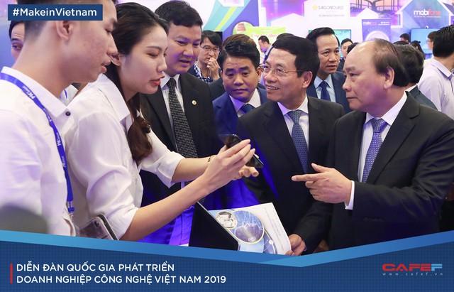 Hy vọng về một khởi đầu mới của Việt Nam từ những tư duy lạ ở Diễn đàn quốc gia phát triển doanh nghiệp công nghệ đầu tiên - Ảnh 2.