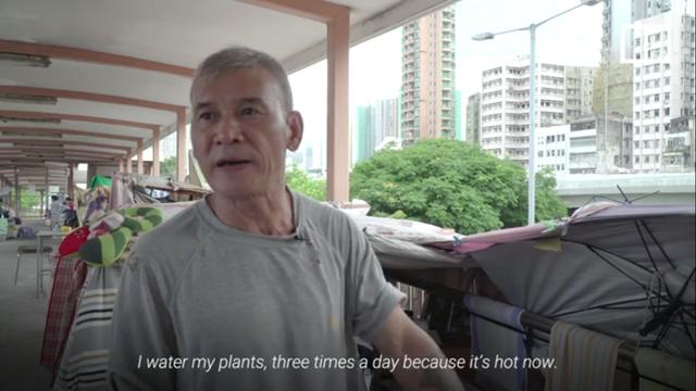 Cuộc sống của người đàn ông vô gia cư gốc Việt ở nơi nghèo nhất Hong Kong và sự tương phản nghiệt ngã của thành phố hoa lệ bậc nhất hành tinh - Ảnh 6.