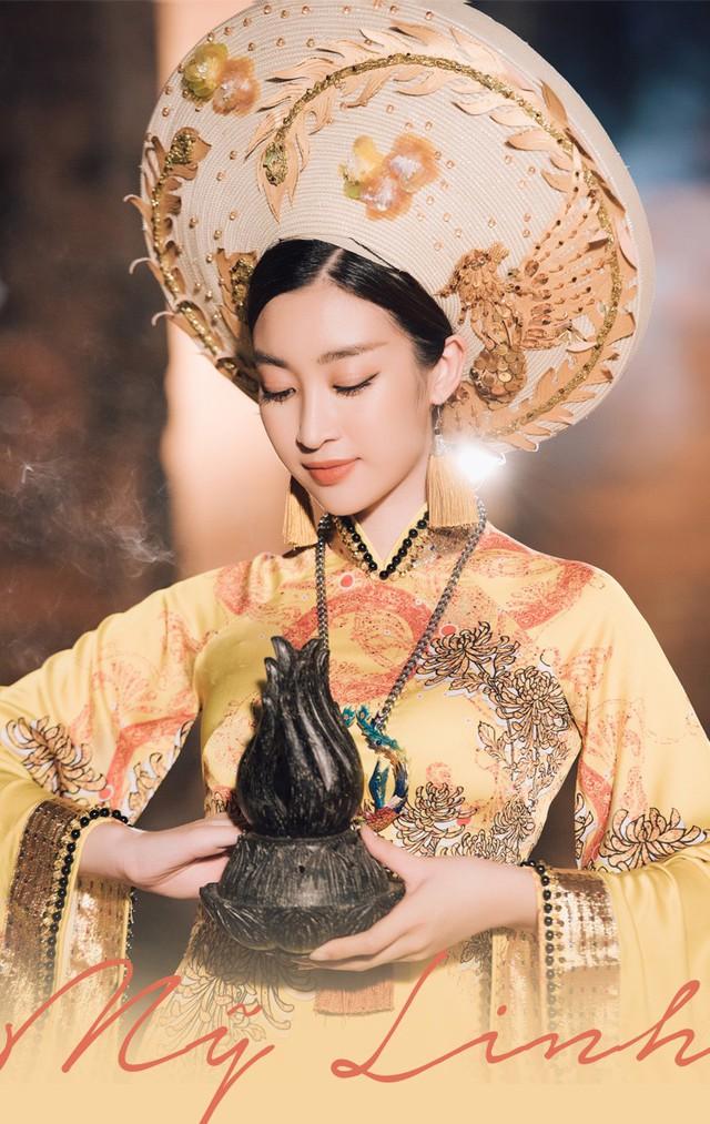 """Hoa hậu Đỗ Mỹ Linh: """"Chưa một giờ tôi dám lơ là việc phát triển bản thân, chưa một ngày tôi cho phép mình lười biếng"""" - Ảnh 7."""