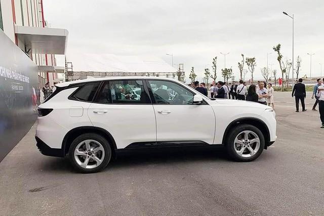 """Người Việt từng trải nghiệm BMW, Mercedes lái thử VinFast Lux tại Hải Phòng nhận xét: """"Rất tốt"""" - Ảnh 2."""