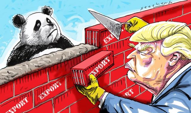Báo Sing: Các chuyên gia và doanh nghiệp nói gì về tác động của động thái mới trong chiến tranh thương mại của ông Trump đến Việt Nam? - Ảnh 1.