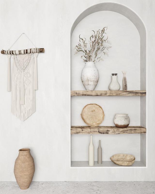 Ngôi nhà của bạn trở nên thơ mộng hơn với màu trắng tinh khôi - Ảnh 2.