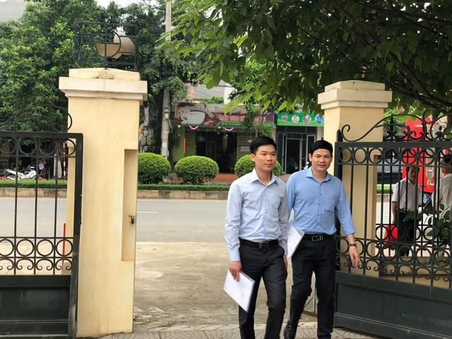 Luật sư của Hoàng Công Lương không đến, hoãn phiên tòa phúc thẩm - Ảnh 1.