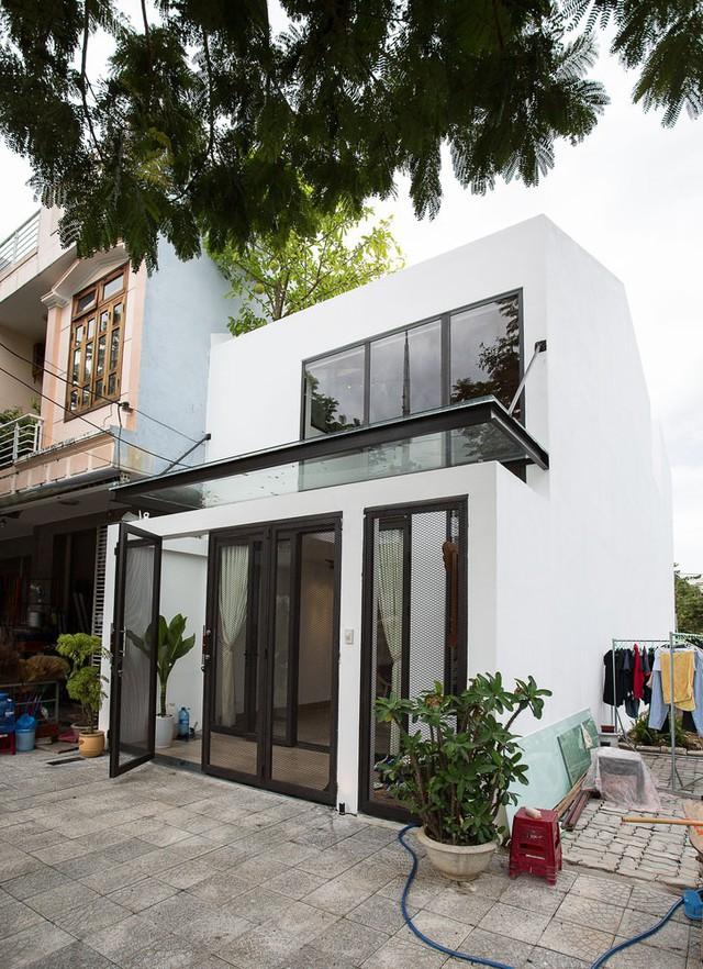 [Ảnh] Nhà ống 2 tầng ở Đà Nẵng có thiết kế đơn giản nhưng vẫn tuyệt đẹp - Ảnh 4.