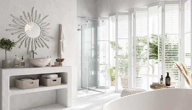 Ngôi nhà của bạn trở nên thơ mộng hơn với màu trắng tinh khôi - Ảnh 5.