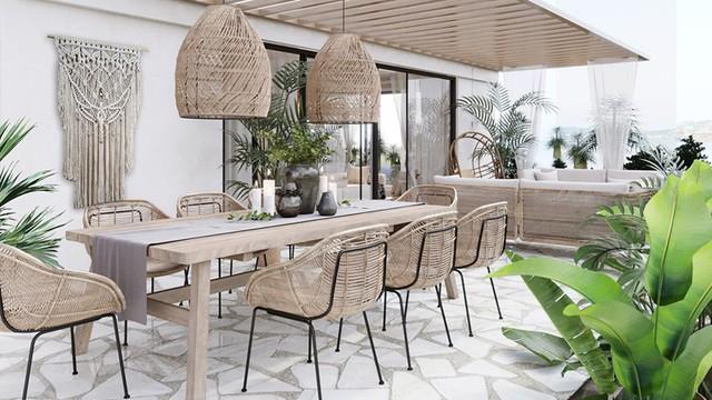 Ngôi nhà của bạn trở nên thơ mộng hơn với màu trắng tinh khôi - Ảnh 9.