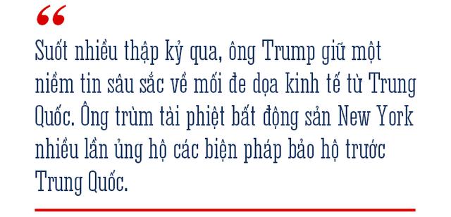 Chiến tranh Thương mại Mỹ - Trung hay cuộc đấu của riêng ông Trump có ông Tập Cận Bình - Ảnh 6.