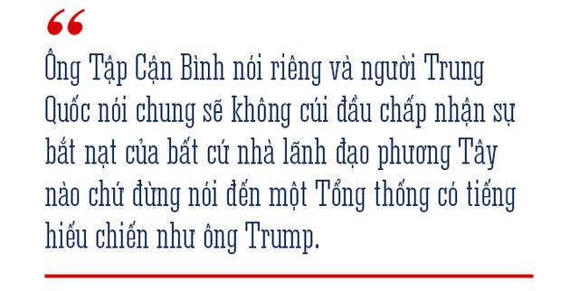 Chiến tranh Thương mại Mỹ - Trung hay cuộc đấu của riêng ông Trump có ông Tập Cận Bình - Ảnh 12.