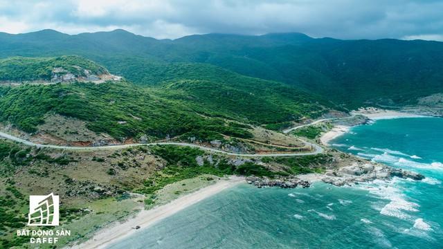 Xây dựng 100km đường ven biển, địa phương này đang thu hút hàng loạt ông lớn địa ốc - Ảnh 3.