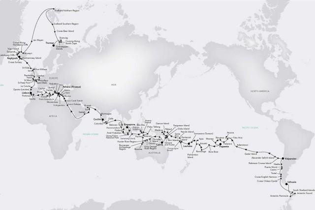Tour du lịch chỉ dành cho những ai nhiều tiền: Đi khắp 6 lục địa, qua đêm tại phòng VIP trị giá hơn 9 tỷ đồng - Ảnh 1.