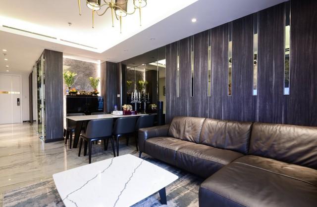 Ngắm 'căn hộ đàn piano' cực độc ở Hà Nội - Ảnh 4.