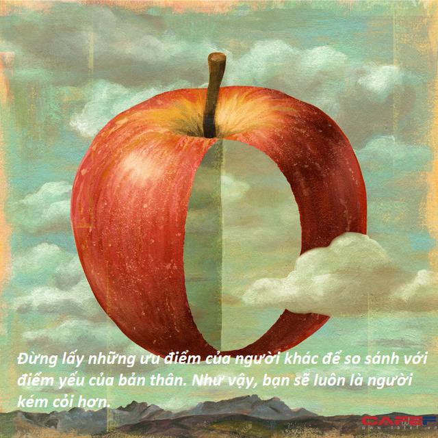 Người khôn ngoan biết cách điều chỉnh chính mình để thành công: Hành động độc lập, tránh xa rắc rối, không so bì, cảm tính - Ảnh 2.