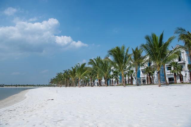 Cận cảnh tiến độ đại đô thị Vinhomes Ocean Park Gia Lâm, siêu dự án lớn nhất từ trước đến nay của Vingroup tại Hà Nội - Ảnh 11.