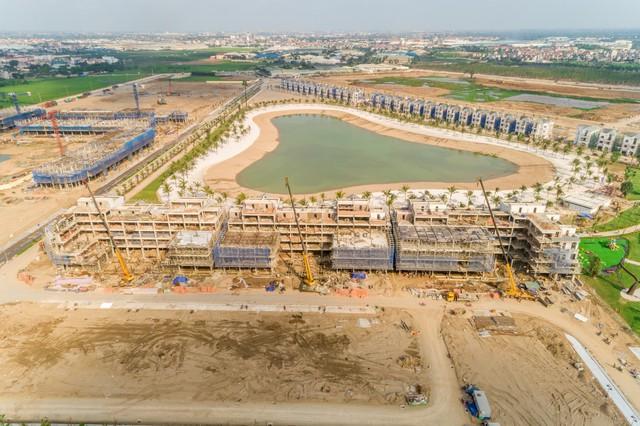 Cận cảnh tiến độ đại đô thị Vinhomes Ocean Park Gia Lâm, siêu dự án lớn nhất từ trước đến nay của Vingroup tại Hà Nội - Ảnh 12.