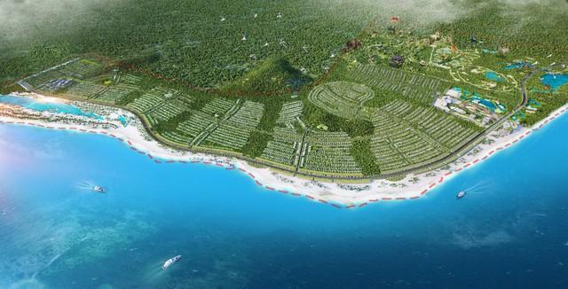 Hé lộ ý tưởng quy hoạch, đầu tư dự án tỷ USD của Novaland tại Bà Rịa - Vũng Tàu - Ảnh 2.