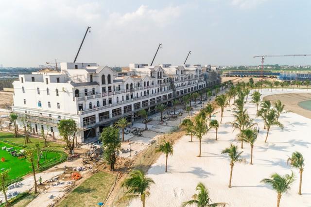 Cận cảnh tiến độ đại đô thị Vinhomes Ocean Park Gia Lâm, siêu dự án lớn nhất từ trước đến nay của Vingroup tại Hà Nội - Ảnh 17.