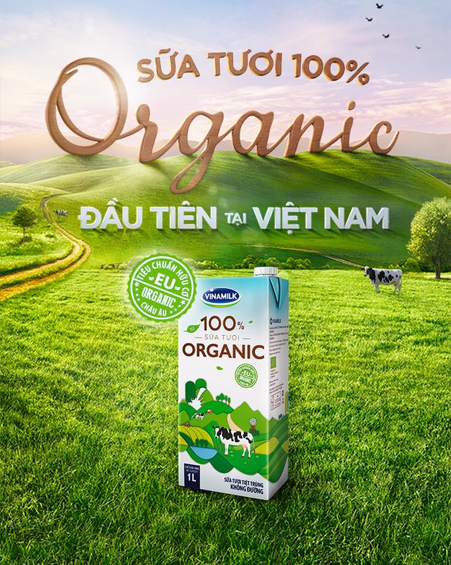 Tại sao Vinamilk chọn đầu tư phát triển sản phẩm organic? - Ảnh 3.