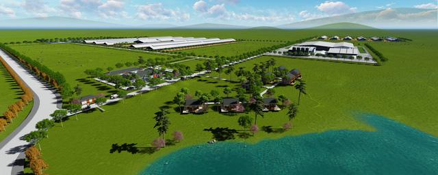 Vinamilk bắt tay với doanh nghiệp Lào, Nhật Bản, khởi công xây dựng tổ hợp resort bò sữa organic 5.000ha tại Lào - Ảnh 3.