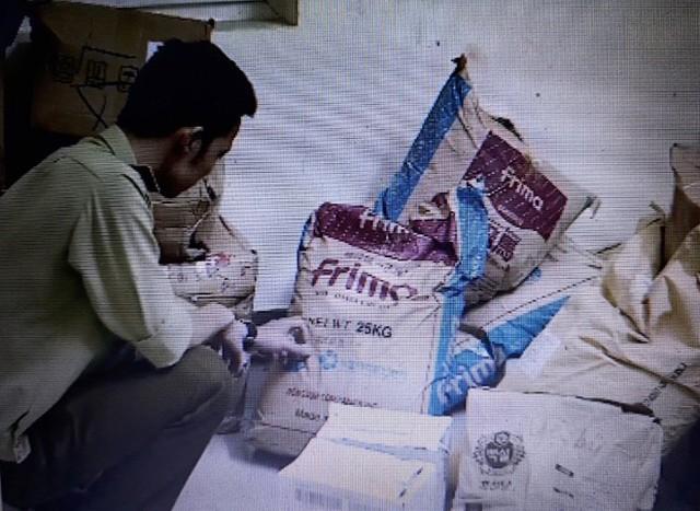 Nhiều công ty kinh doanh nguyên liệu trà sữa không rõ nguồn gốc - Ảnh 1.