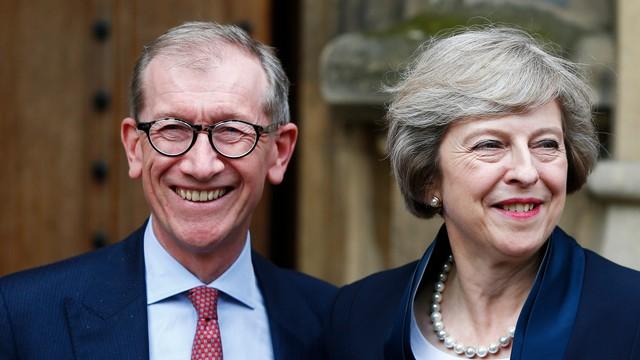 Những điều chưa biết về Theresa May: Đằng sau người phụ nữ thép là những khoảnh khắc đời thường đến không ngờ - Ảnh 2.