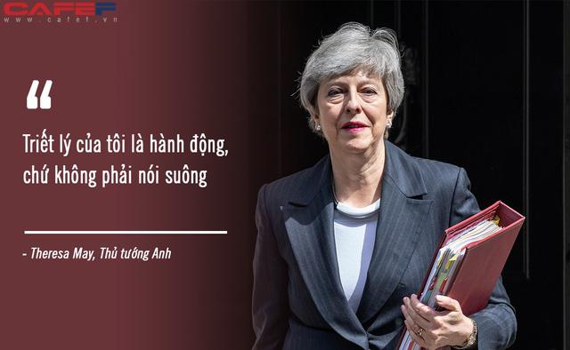 Những điều chưa biết về Theresa May: Đằng sau người phụ nữ thép là những khoảnh khắc đời thường đến không ngờ - Ảnh 1.