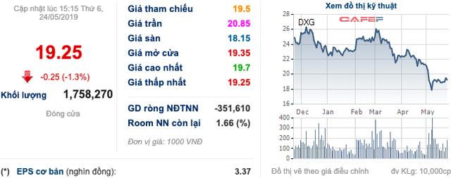 VCSC: Đất Xanh đang tập trung xử lý pháp lý Gem Riverside, giá cổ phiếu DXG đã điều chỉnh quá mức - Ảnh 2.
