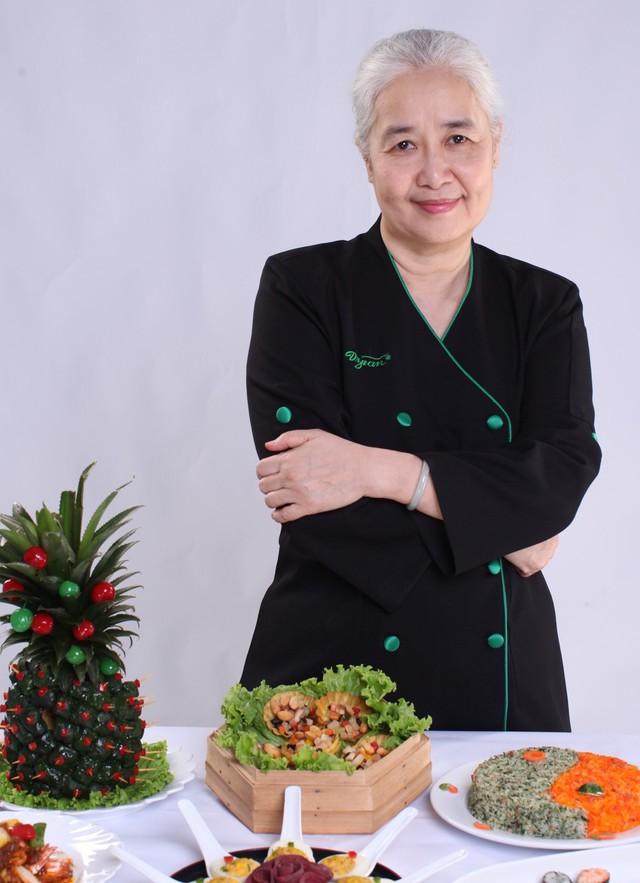 Nguyễn Dzoãn Cẩm Vân - Qua bao truân chuyên để thành Huyền thoại của gian bếp Việt, cuối cùng vì chữ An mà buông bỏ tất cả - Ảnh 10.