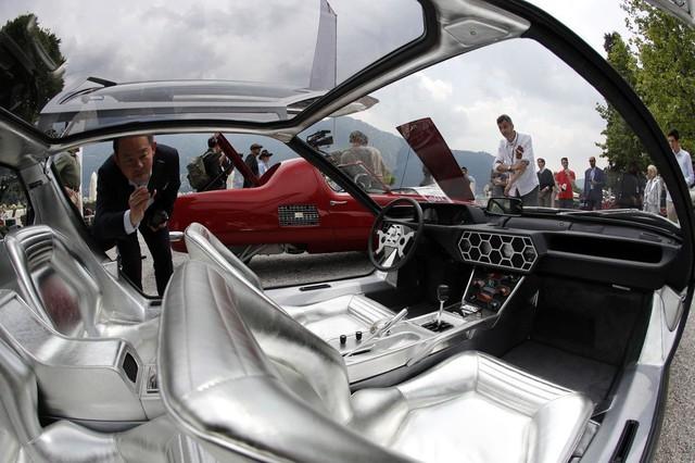 Chiêm ngưỡng loạt xe hiếm tại triển lãm ôtô cổ điển Italy  - Ảnh 2.