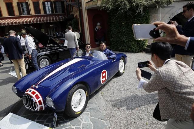Chiêm ngưỡng loạt xe hiếm tại triển lãm ôtô cổ điển Italy  - Ảnh 11.