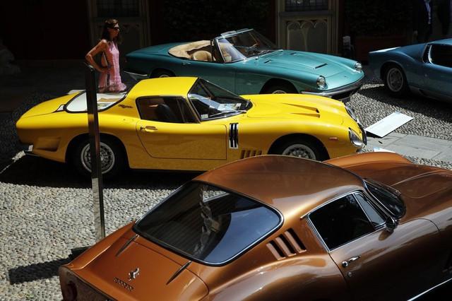 Chiêm ngưỡng loạt xe hiếm tại triển lãm ôtô cổ điển Italy  - Ảnh 13.