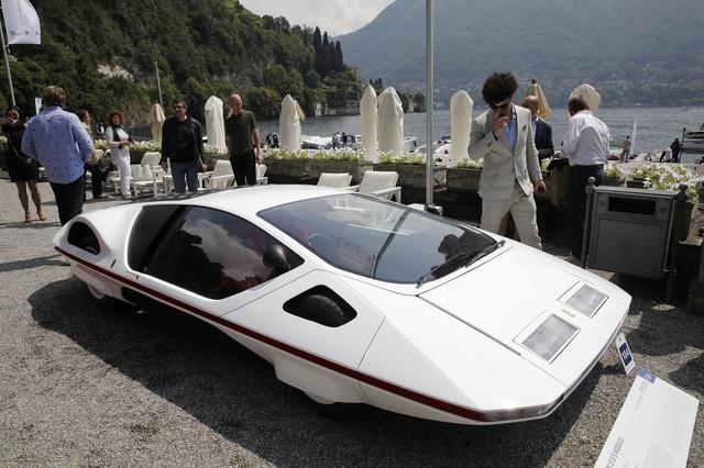 Chiêm ngưỡng loạt xe hiếm tại triển lãm ôtô cổ điển Italy  - Ảnh 15.