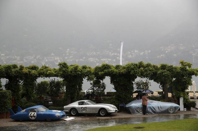 Chiêm ngưỡng loạt xe hiếm tại triển lãm ôtô cổ điển Italy  - Ảnh 5.