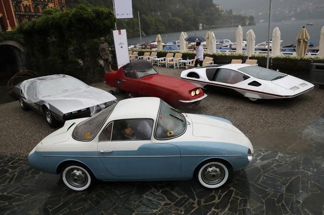 Chiêm ngưỡng loạt xe hiếm tại triển lãm ôtô cổ điển Italy  - Ảnh 6.