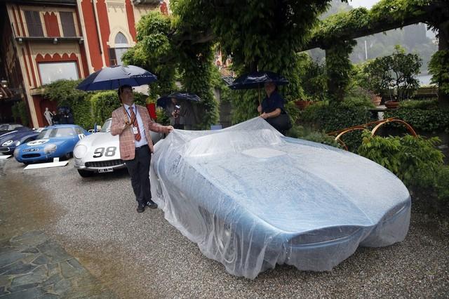 Chiêm ngưỡng loạt xe hiếm tại triển lãm ôtô cổ điển Italy  - Ảnh 7.