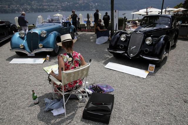 Chiêm ngưỡng loạt xe hiếm tại triển lãm ôtô cổ điển Italy  - Ảnh 8.
