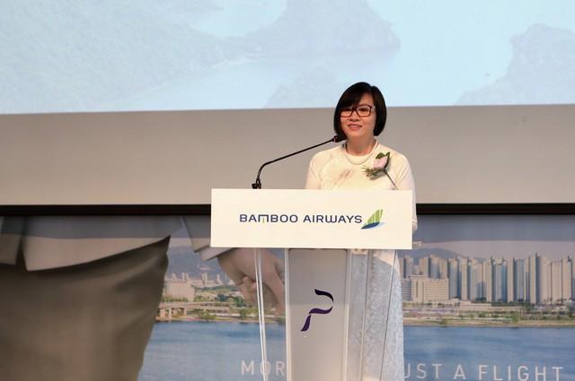 Tỷ phú Trịnh Văn Quyết chơi lớn, mở Tổng đại lý tại Hàn Quốc cho hãng hàng không Bamboo Airways - Ảnh 2.