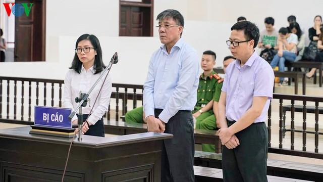 """Nữ sếp phó của PVEP khai nhận 200 triệu đồng """"như một món quà"""" - Ảnh 1."""