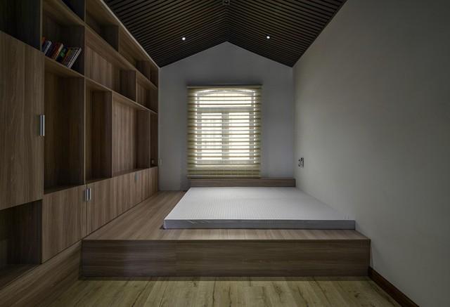 Ngôi nhà có thiết kế mở kết nối mọi thành viên - Ảnh 11.