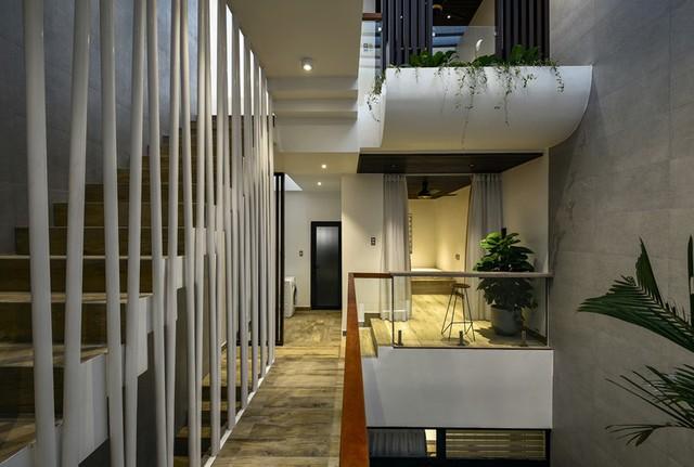 Ngôi nhà có thiết kế mở kết nối mọi thành viên - Ảnh 7.