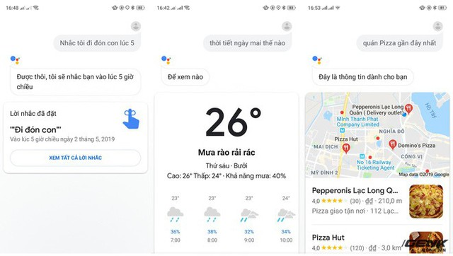 Trải nghiệm Google Assistant tiếng Việt: Thông minh, được việc, giọng êm nhưng đôi lúc đùa hơi nhạt - Ảnh 3.