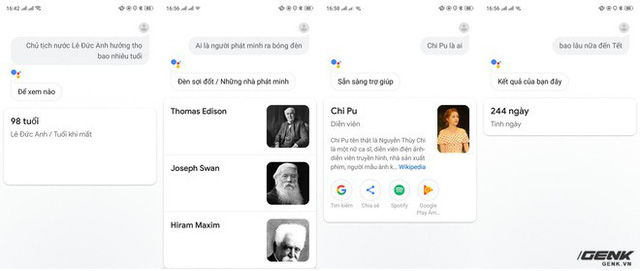 Trải nghiệm Google Assistant tiếng Việt: Thông minh, được việc, giọng êm nhưng đôi lúc đùa hơi nhạt - Ảnh 4.