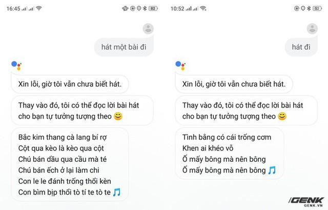 Trải nghiệm Google Assistant tiếng Việt: Thông minh, được việc, giọng êm nhưng đôi lúc đùa hơi nhạt - Ảnh 9.