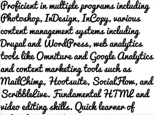 """Bảng điểm hay kinh nghiệm làm việc có """"vẻ vang"""" thế nào cũng không lọt vào mắt xanh của nhà tuyển dụng nếu CV của bạn còn mắc những lỗi """"cỏn con"""" này - Ảnh 3."""
