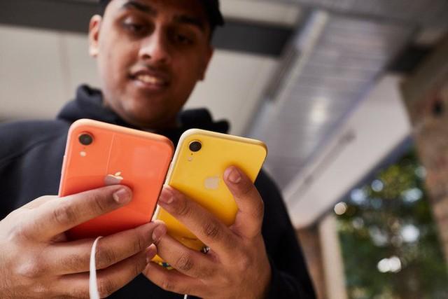 Bóng đen bao phủ toàn thị trường smartphone, ngay cả Apple và Samsung cũng không thể cứu vãn - Ảnh 1.