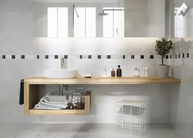 Mẫu phòng tắm đẹp hiện đại, phong cách - Ảnh 1.