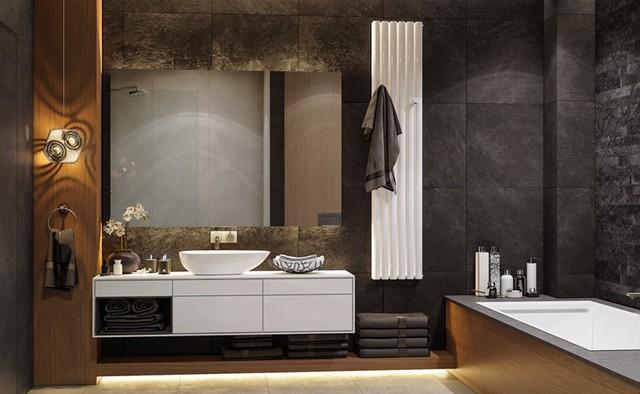 Mẫu phòng tắm đẹp hiện đại, phong cách - Ảnh 13.