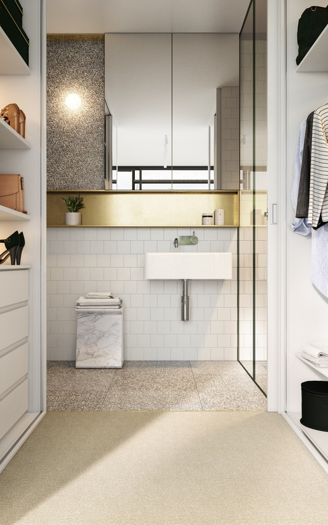 Mẫu phòng tắm đẹp hiện đại, phong cách - Ảnh 3.